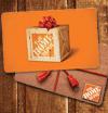 Concours gratuits : Une carte cadeau Home Dépôt d'une valeur de 150 $